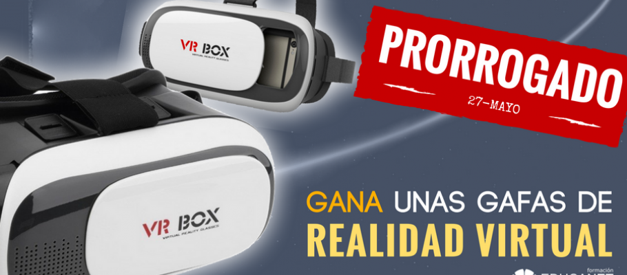 Sorteo educanet realidad virtual